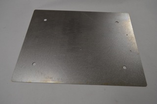 W-294 KS/PA Bottom Heat Shield