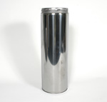 "MB 6x24"" Stainless Chimney Pipe"