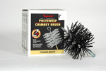"7"" Round Polypro Chimney Brush"