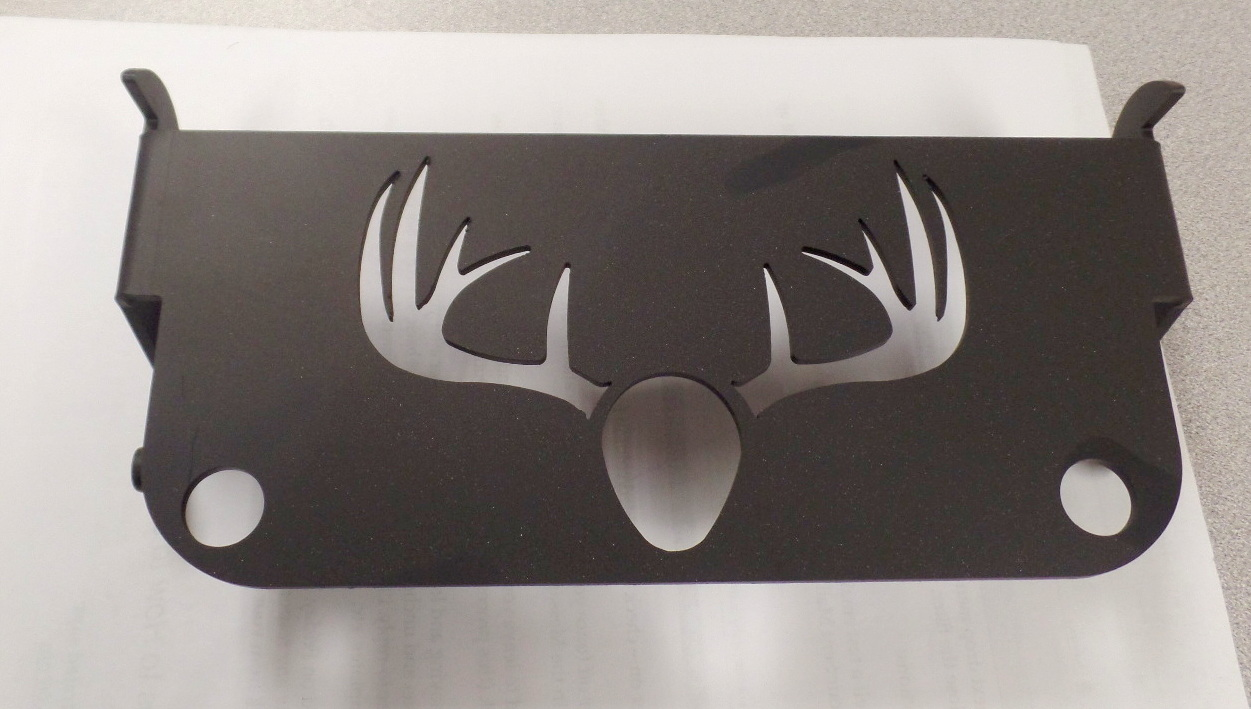 Ideal Steel Deer Tool Set Hanger