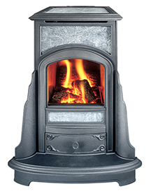 Cottage Franklin Gas Stove