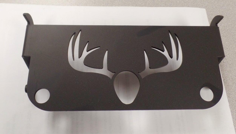 Ideal Steel Deer Tool Set Hanger