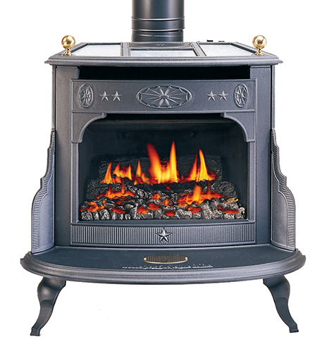 Fireside Franklin Gas Stove