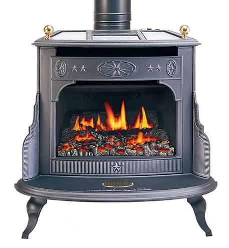 Fireside Franklin Gas Stove