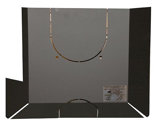 Palladian 202 Rear Heat Shield