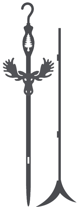 3 Piece Moose Tool Set