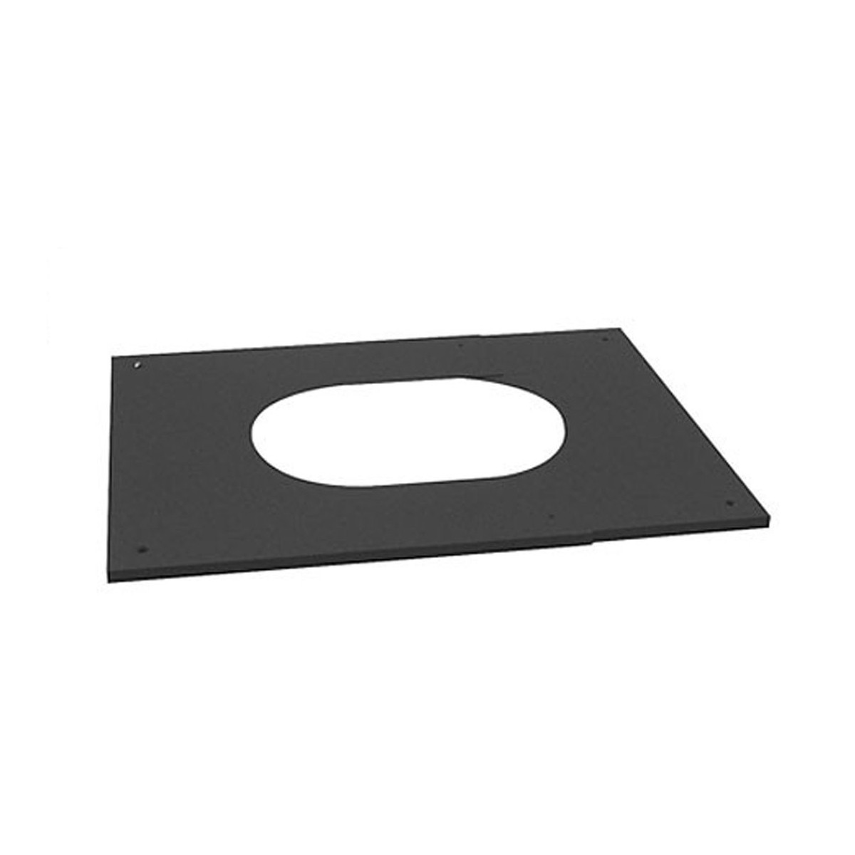 "MB 6"" Pitched Ceiling Plate (2/12-6/12)"
