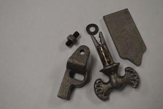 Fireview/Classic Door Knob & Latch Kit
