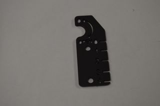 W-258 KS/PA Instruction Plate